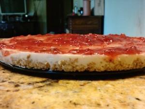 Tarta de queso de Karlos Arguiñano