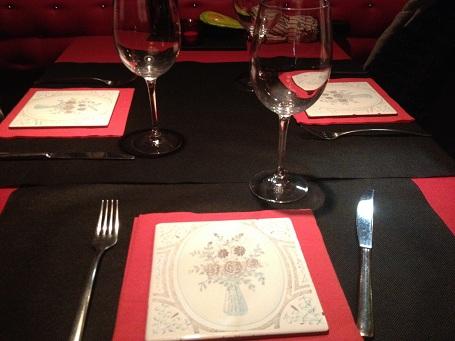 Restaurante Dando la brasa, en Neguri